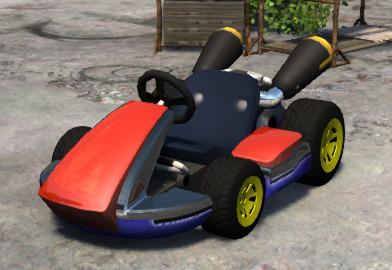WIP Beta released - Nintendo Mario Kart 8 - Standard Kart ...